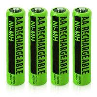 NiMH AA Batteries (4-Pack) for Siemens Phones NiMh AA Batteries 4-Pack for Siemens