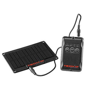 Tech4O Solar Battery Charger - 2012 Overstock