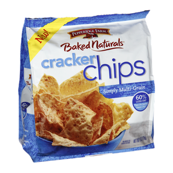 Pepperidge Farm® Baked Naturals Simply Multi-grain Cracker Chips