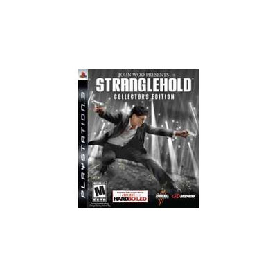 Midway Stranglehold Collector's Edition