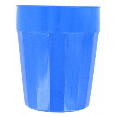 B & R Plastics 32 Oz Fluted Polyethylene Cup FC32-72