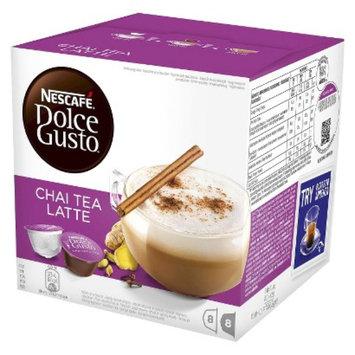 Nescafe Dolce Gusto Chai Tea Latte Capsules 16 ct