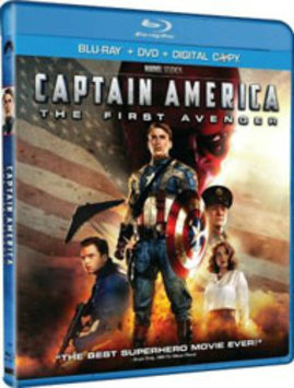 Paramount Pictures Captain America: The First Avenger