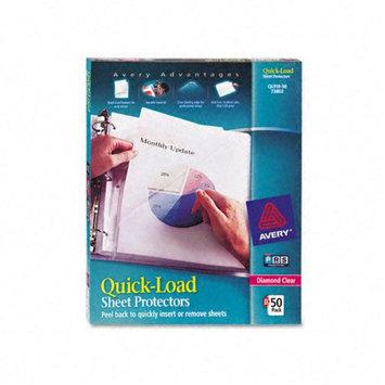 Kmart.com Avery Quick-Loading Sheet Protector