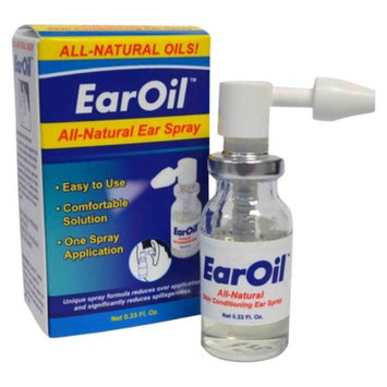 EarOil All-Natural Skin Conditioning Ear Spray