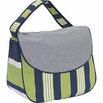 Hoohobbers Messenger Diaper Bag - Boy