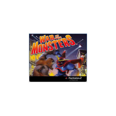 Sony Computer Entertainment America War of the Monsters