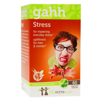 BioTerra Herbs Stress, Veggie Capsules, 60 ea
