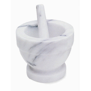 CucinaPro Culinary Tools Marble Mortar and Pestle