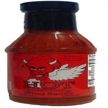 Buffalo Brand Hot Wing Sauce