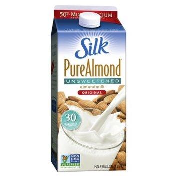 Silk Pure Almond Unsweetened Original