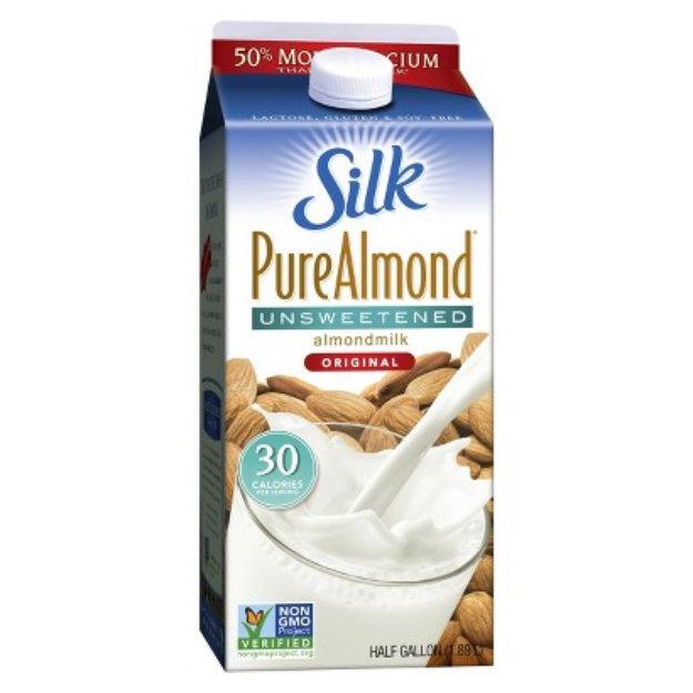 silk pure almond unsweetened original reviews page 5
