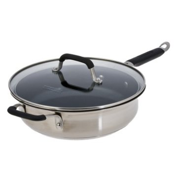Calphalon Kitchen Essentials from  Stainless Steel 3-qt. Covered Saut?
