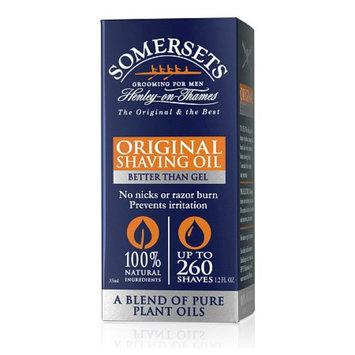 Somersets Original Shave Oil