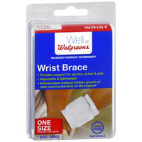 Walgreens Wrist Brace, One Size, 1 ea
