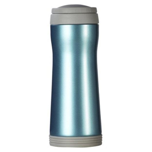 Aktive Lifestyle AKTive Lifestyle Timolino Vacuum Mug with Infuser - Ocean Blue (12 oz)