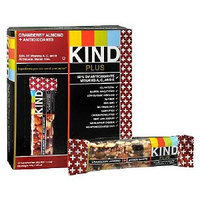 KIND Plus Nutrition Bars