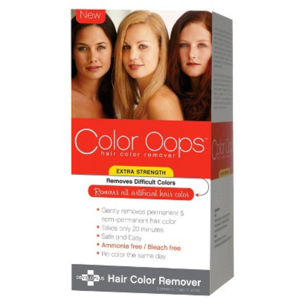 Color Oops Hair Color Remover Reviews