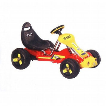 Lil' Rider Red Racer Battery Powered Go-Kart