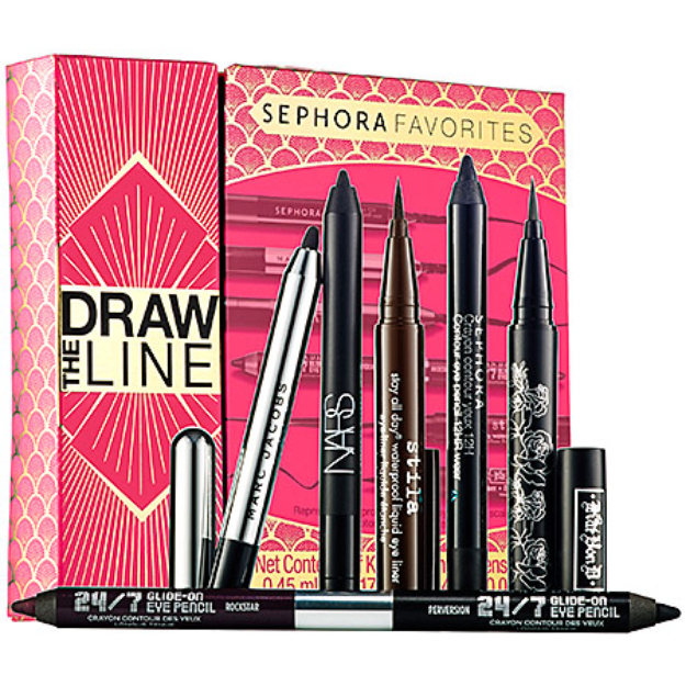 Sephora Favorites Draw The Line