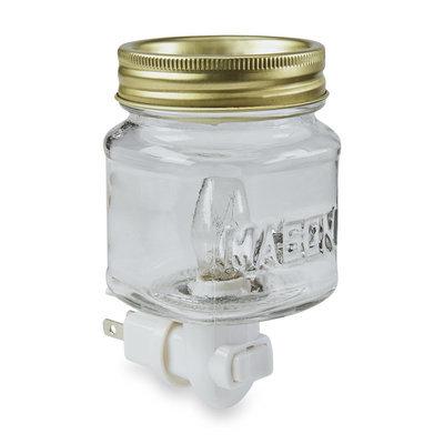 Langley Products L.l.c. Mason Jar Plug-In Wax Warmer