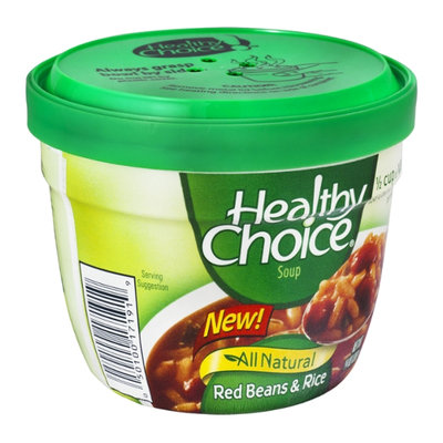 Healthy Choice Soup Red Beans & Rice All Natural