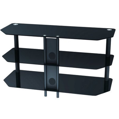 Monoprice 110903 High Quality TV Stand For Flat Panel TVs Up To 42 Inch HEC0NM0CL-1612