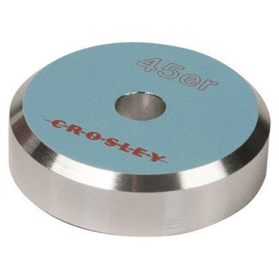 Crosley 45'er Aluminium Adaptor - Turquoise (CR9100A-TU)
