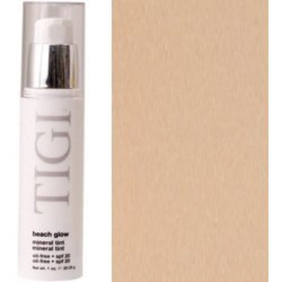 TIGI Mineral Tint Moisturizer SPF 20 for Women, Natural Glow, 1 Ounce
