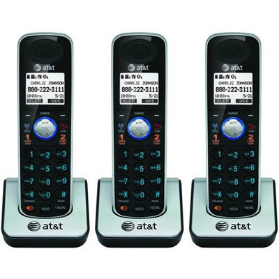 AT & T TL86009 (3-Pack) Accessory Handset for TL86109