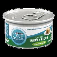PURINA ONE® Smartblend Cat Food Turkey Recipe