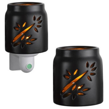 Westinghouse Wax Free Warmer Set 2 Extra Fragrance Disks included - Warmer and