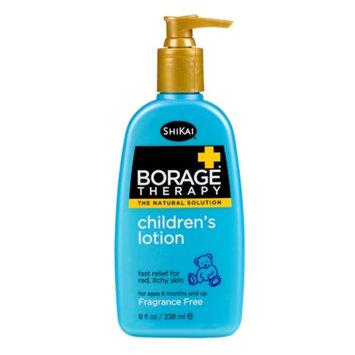 ShiKai Borage Dry Skin Therapy Natural Formula Children's Lotion