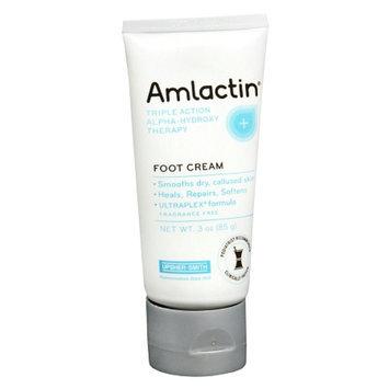 AmLactin Foot Cream Therapy