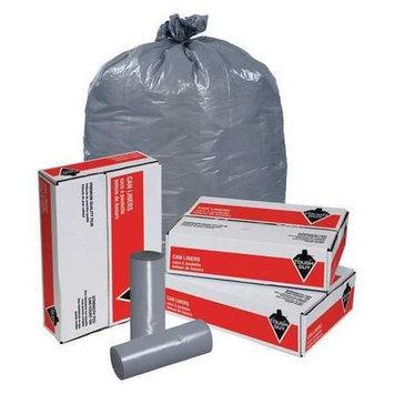 TOUGH GUY 5XL62 Trash Bags,55 gal,1.1 mil, PK100