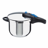 Magefesa Mageplus Stainless Steel Super Fast Pressure Cooker 4.2 Qt.