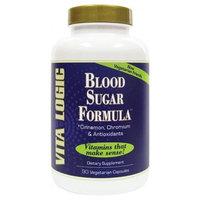 Blood Sugar Formula VitaLogic 90 Caps