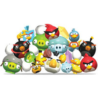ANGRY BIRDS Angry Birds Mystery Action Figures, 10-Pack