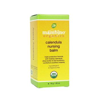 Mambino Organics 1222470 Calendula Organic Nursing Balm .63 Oz