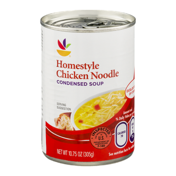 Ahold Homestyle Chicken Noodle Condensed Soup