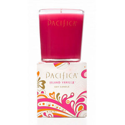 Pacifica Island Vanilla Soy Candle