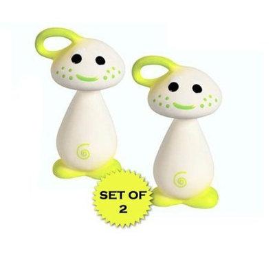 Vulli Chan Pie Gnon Yellow Teether - Set of 2