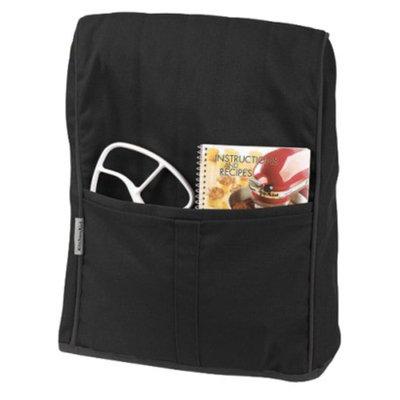 KitchenAid Stand Mixer Cloth Cover - Onyx Black