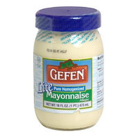 Gefen Mayonnaise Lite, 16-Ounce (Pack of 6)