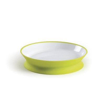 Hoppop Diabolo Child's Plastic Plate, Lime