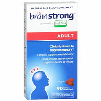 BrainStrong Adult DHA