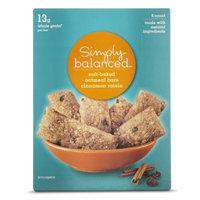 Simply Balanced Cinnamon Raisin Soft Oat Bar 6.8oz