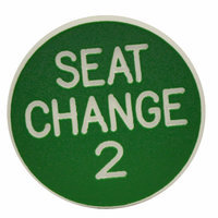 Trademark Poker 2nd Seat Change Button - SIERRA ACCESSORIES