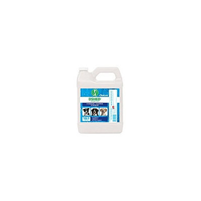 Tropiclean TP00313 D-Shed Shampoo Solution - 1 Gallon