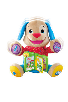 Fisher Price Laugh & Learn Singin Storytime Puppy